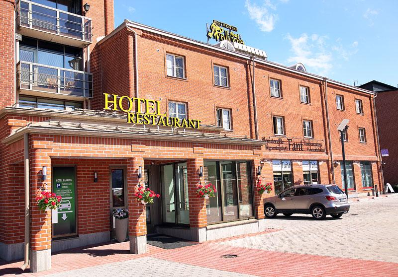 Hotelli Vallonia